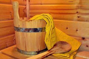 Ferienhaus mit Sauna am Gardasee