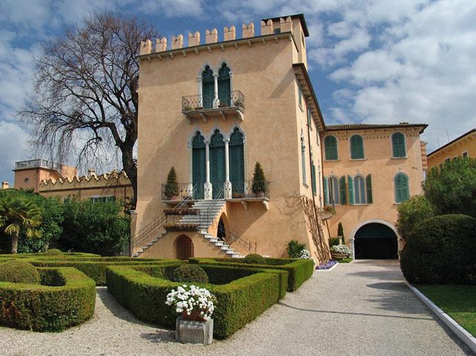 Das Landhaus in Bardolino