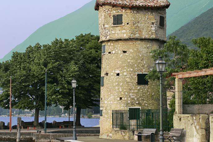 Turm von Cassone di Malcesine