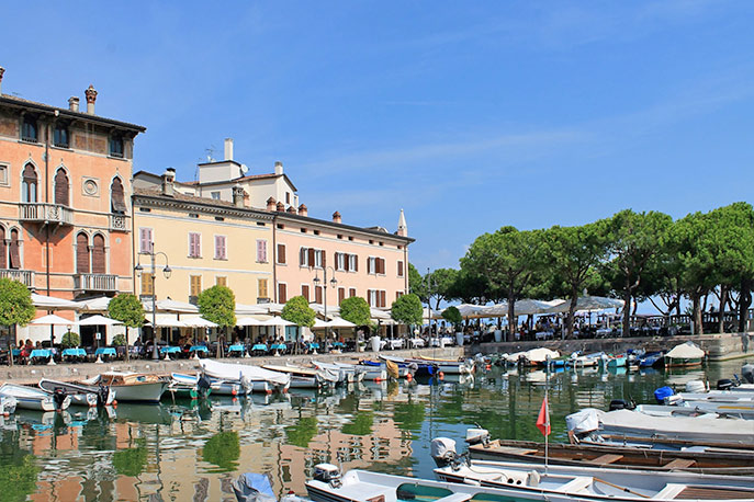 Urlaub in Desenzano
