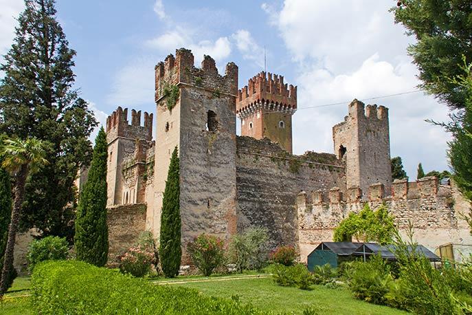 Schloss von Lazise