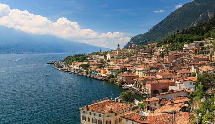 Urlaub in Limone sul Garda