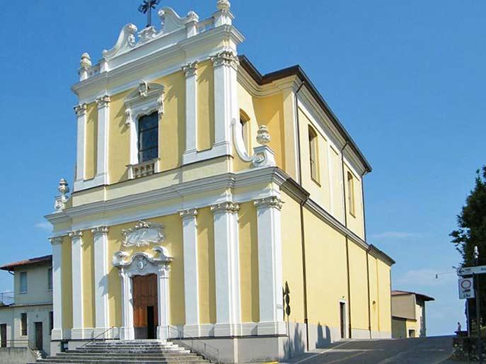 Die Pfarrkirche San Martino