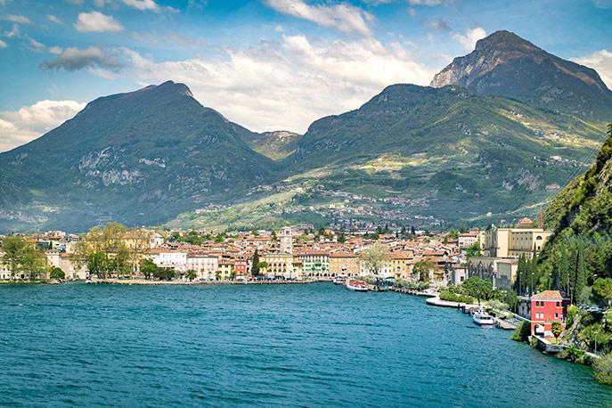 Ferienhäuser & Ferienwohnungen in Riva del Garda