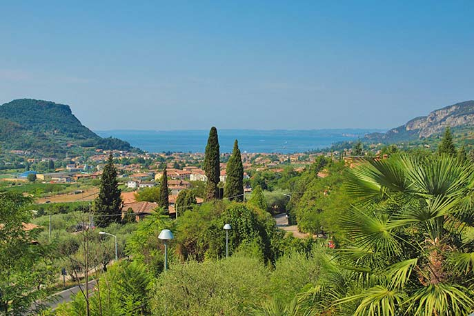 Ferienhäuser & Ferienwohnungen in Garda