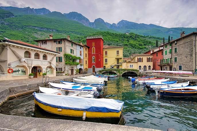 Urlaub in Cassone di Malcesine