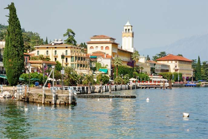 Ferienhäuser & Ferienwohnungen in Gardone Riviera