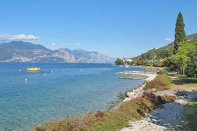 Ferienhäuser & Ferienwohnungen in Moniga del Garda