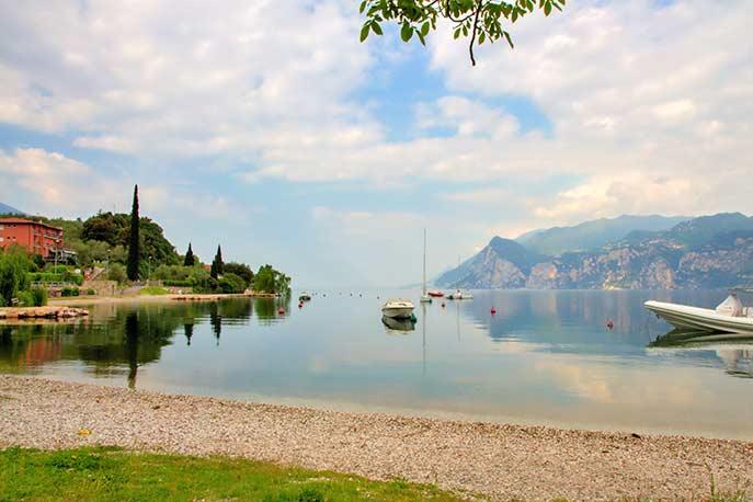 Ferienhäuser & Ferienwohnungen in Padenghe sul Garda
