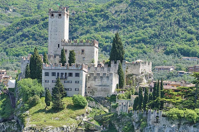 Das Castello Scaligero